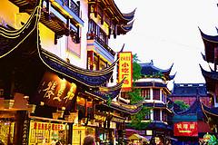 吃货福利!中国10大小吃街
