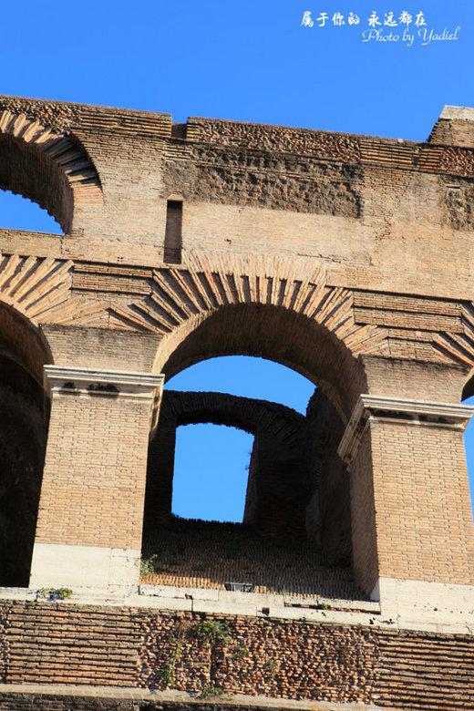 【意大利】:走马观花实拍古罗马斗兽场-君士坦丁凯旋门