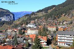 【瑞士】:通往欧洲最高火车站的沿途风景
