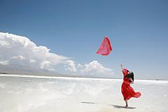 茶卡盐湖,中国的天空之境