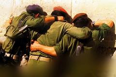哭墙背影后的恢宏史诗 (以色列行走报告 1)