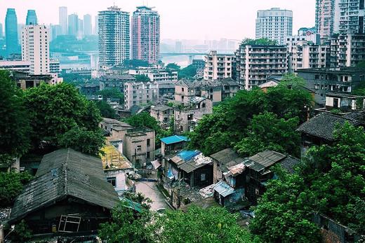 印象·重庆 (上)-解放碑,大足石刻,武隆,洋人街-重庆,磁器口