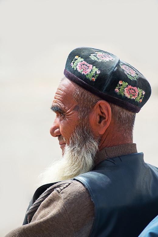 库车王府-天山,新疆