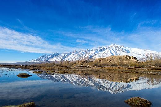 阿拉尔金草滩-帕米尔高原,新疆
