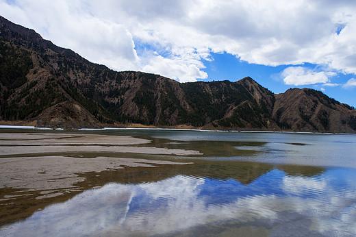 新疆大小龙池景区-天山