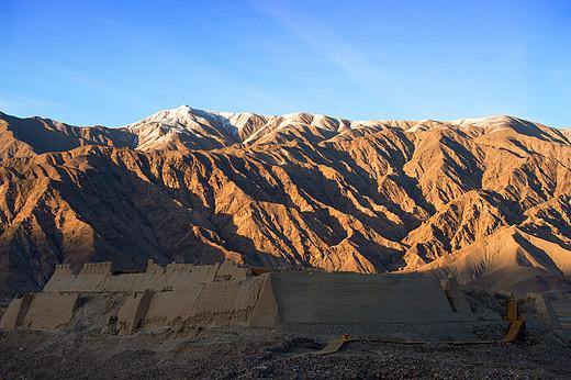 新疆塔什库尔干县石头城