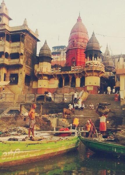时光——停留在印度篇(二)-贾玛清真寺-德里,鹿野苑,德里红堡,恒河,新德里