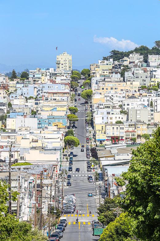 旧金山一日游能玩哪些经典景点?-渔人码头-旧金山,旧金山市政大厅,恶魔岛,39号码头,旧金山艺术宫