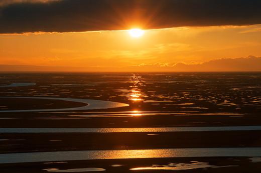 新疆巴音布鲁克天鹅湖景区-开都河,天鹅湖-巴音布鲁克,巴音布鲁克草原,和静