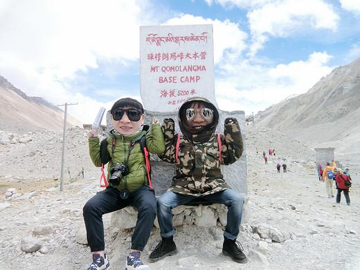 为时一个月的毕业旅行之西藏-珠穆朗玛峰,大昭寺,布达拉宫