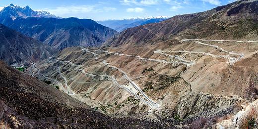 国内这几条公路惊险刺激,每一条都通往仙境- 郭亮村,甘孜,四姑娘山,林芝,鲁朗