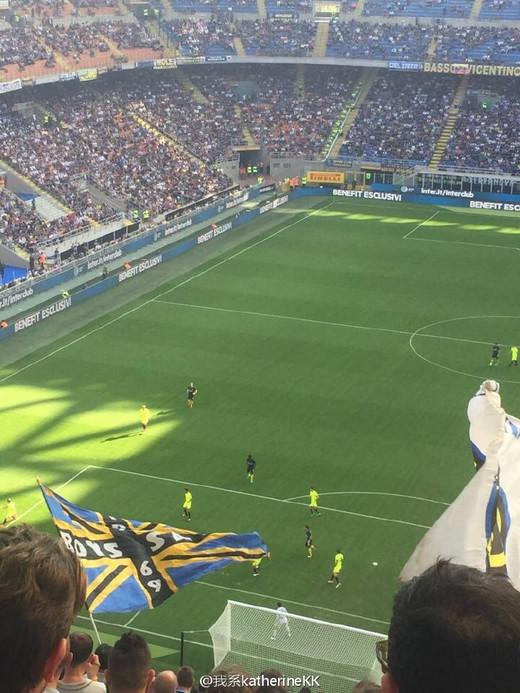 来米兰一定要看一场球赛-圣西罗球场,意大利