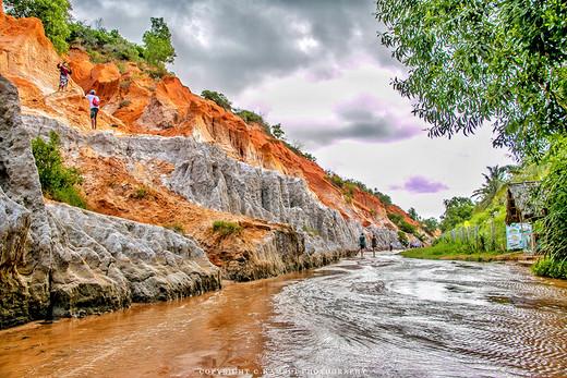 美奈,一半沙丘一半海,邂逅一场浪漫的沙丘日出-红沙丘,仙女溪,白沙丘