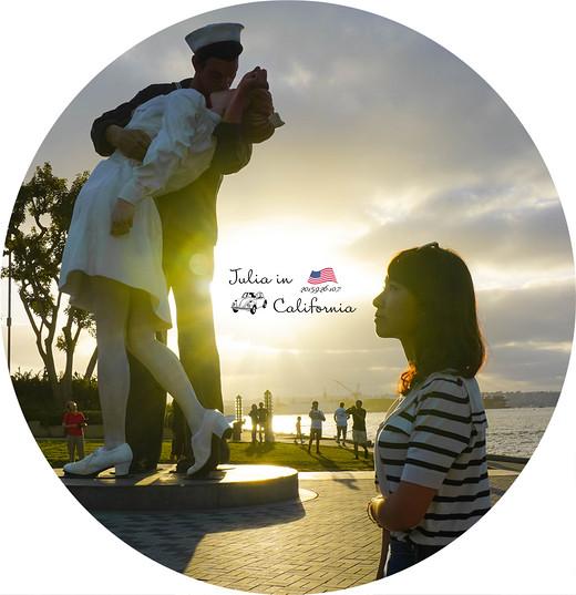 """""""西游记""""三部曲之美西自驾游(一)-圣莫尼卡海滩,圣地亚哥,大苏尔,卡梅尔,蒙特雷"""