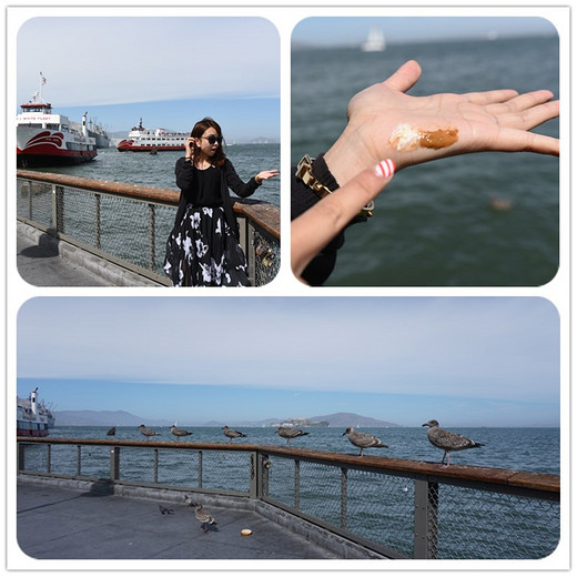 """""""西游记""""三部曲之美西自驾游(二)-渔人码头-旧金山,洛杉矶,比克斯比河大桥,卡梅尔,蒙特雷"""
