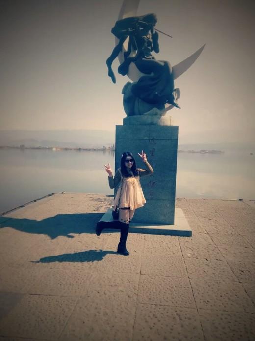 邛海,海鸥的天堂-西昌