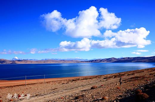 恶名昭著的鬼湖,却美得如净土-狮泉河,冈仁波齐,拉昂错,阿里,普兰县