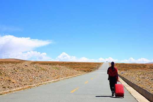 """推荐西藏旅行""""阿里南线""""最佳观景点-扎达土林,狮泉河,拉昂错,冈仁波齐,普兰县"""