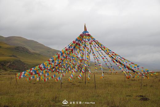 发现被遗忘的卓尼, 坚守虔诚的初心——金秋甘南行记-尼巴村,拉卜楞寺,卓尼县