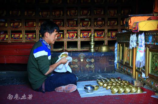 悬崖千年,守护阿里的《洛桑王子》-普兰县,西藏
