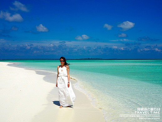 「每一个天堂都能穷游」 提起背包,感受马代醉美民居岛风情-马累,马尔代夫