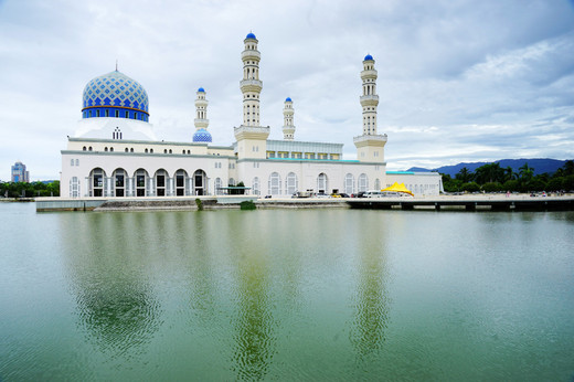 沙巴,马来西亚风下之地全攻略-亚庇,沙巴大学,威士顿红树林
