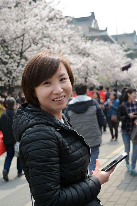 春暖花开:樱重金陵城-南京