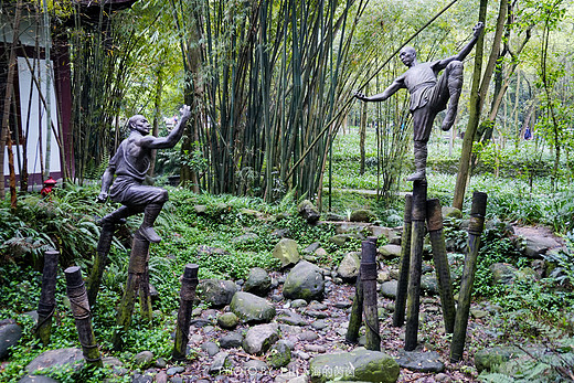 3天2晚玩转峨眉山之春(礼佛、品茶、瑜伽、逗猴、美食)-四川