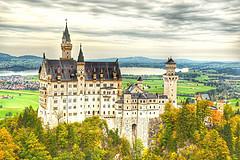 世界9大最美城堡,藏着你的童话梦