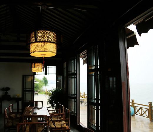 去这片浓烈的江湖,喝一盏虚度时光的碧螺春-太湖,苏州
