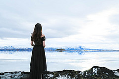 冰岛(上):6小时深入冰川遇冰雹,冬季北部自驾,遇见冰雪奇缘