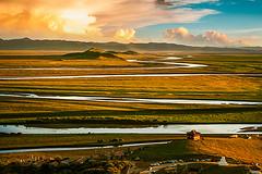 四川最大,最美的草原,也被称为绿宝石的地方,这里的美你必须亲眼所见!