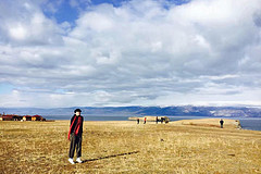 夏季的贝加尔湖——因为李健爱上它