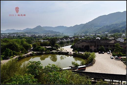 2019年5月泾县桃花潭-宣城,查济