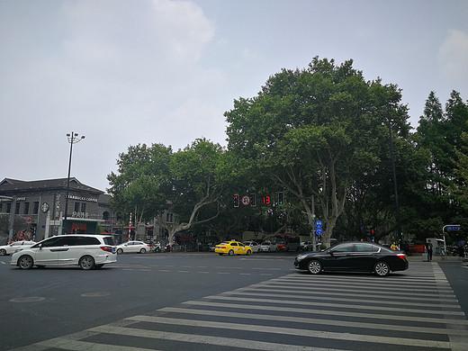 不辞长作金陵人-先锋书店,夫子庙,南京