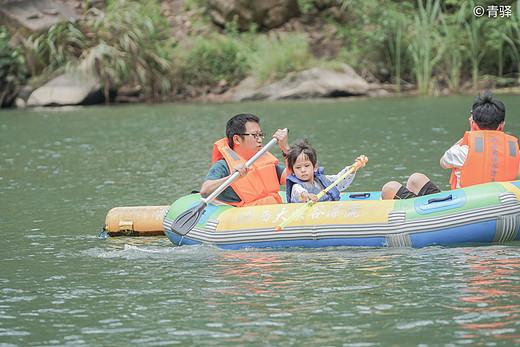 只有报班的暑假不完整,捞鱼,戏水,漂流,这才是想要的夏天啊