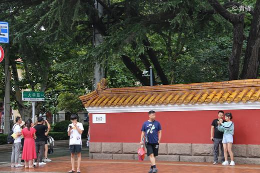 八月,青岛长安-八大关,劈柴院,栈桥