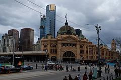 澳大利亚散记之Melbourne 墨尔本