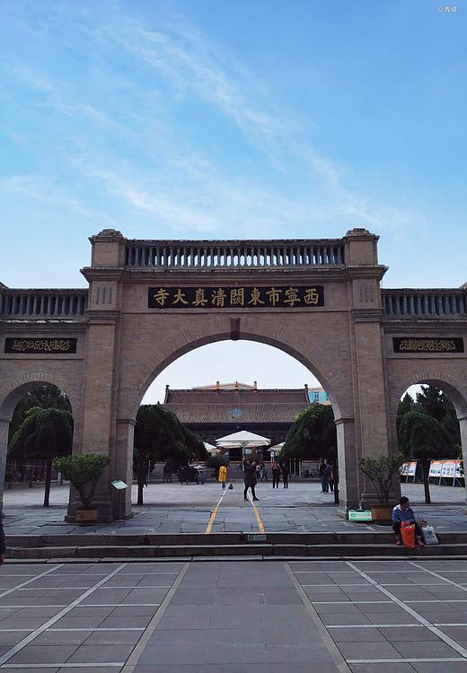 青唐城中的古寺老街——自驾28天侣行记 城市风情篇之西宁-东关清真大寺,莫家街,青海