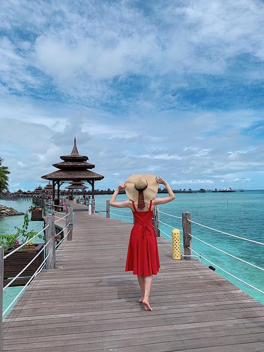 仙本那 OW+AOW 潜水+跳岛游一周-马布岛,马达京岛,马来西亚