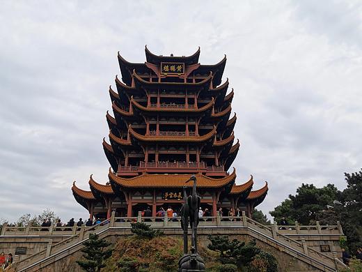 11月的一场游记——WH(西安出发)-武汉大学,江汉路,黄鹤楼,武汉