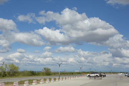 美丽的呼伦贝尔大草原。包车自由行六日游游玩笔记攻略-扎赉诺尔博物馆,七卡,额尔古纳河,白桦林,西双版纳