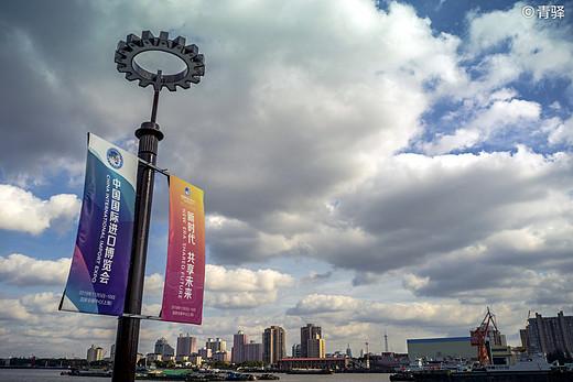 漫步杨浦滨江带,感受百年工业沧桑-浦江,上海