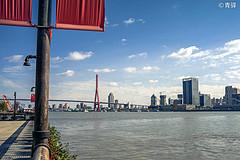 漫步杨浦滨江带,感受百年工业沧桑