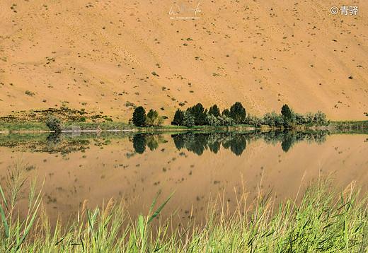 【巴丹吉林】沙海沉浮·绝色秘境中【三】-巴丹吉林沙漠