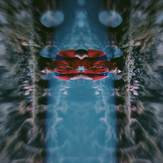 夏日清凉,黔州秘境,风光醉人心(二)-南充,甲秀楼,黔灵山,大七孔,小七孔