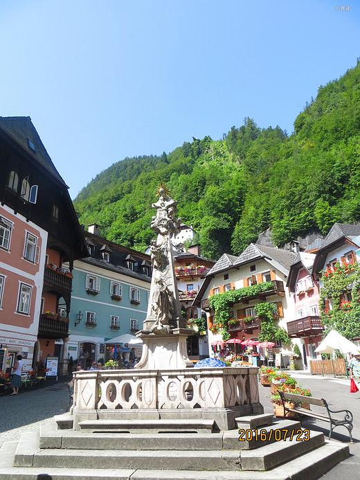 追寻童话,行走中欧------德国奥地利维也纳18日自驾游之九-哈尔施塔特,萨尔茨堡
