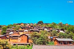 【诺邓】在千年古村中遇到最暖的阳光