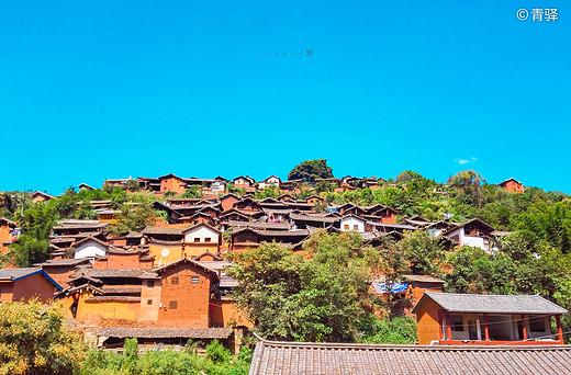 【诺邓】在千年古村中遇到最暖的阳光-云南
