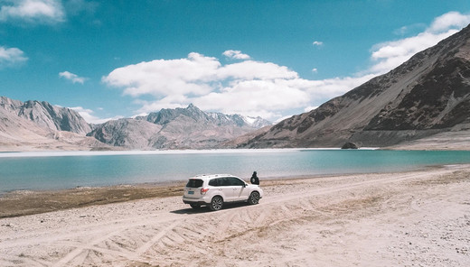 西部世界—帕米尔高原-慕士塔格峰,卡拉库里湖,天山,新疆